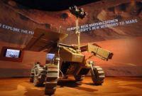 Макет марсохода ExoMars (изображение ЕКА)