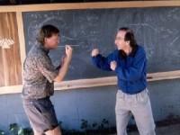 Брайан Шмидт (слева) и Саул Перлмуттер. Фото с сайта cosmicvariance.com
