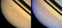 Буря на Сатурне