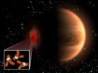 Гидроксильную группу детектировать не так-то просто, но это удалось спектрометру VIRTIS (Visible and Infrared Thermal Imaging Spectrometer), установленному на аппарате Venus Express (фото C. Carreau/ESA).