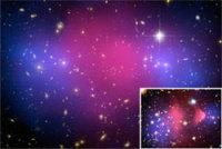 NASA/ESA/CXC/M Bradac/UCSB/S Allen/Stanford