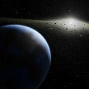 Некоторые яркие примеры экзопланет: мир всего втрое тяжелее нашего, жаркая Суперземля и целая система из пяти планет. А планета трёх солнц может считаться одной из жемчужин космоса (иллюстрация NASA/JPL-Caltech).