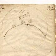 С этого рисунка (поперечником примерно 15 см) и следует вести отсчёт эры современной наблюдательной астрономии (фото Lord Egremont).