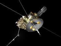 Зонд Ulysses в космосе (NASA/ESA)