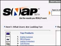 Новый поисковик Snap отличется революционными возможностями