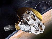 Аппарат НАСА отправился к Плутону