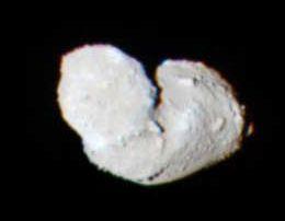 """Астероид """"Итокава"""", снимок с зонда """"Хаябуса"""""""