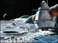 Станет ли создание лунной базы прелюдией к колонизации Марса?