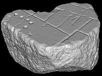 Созданы объемные модели некоторых фрагментов карты