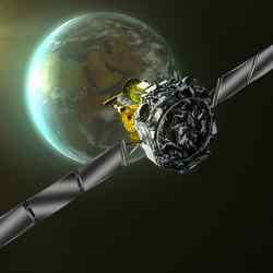 Космическая обсерватория «Интеграл» на орбите