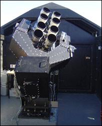 Телескопические роботы постоянно ведут наблюдения за небом